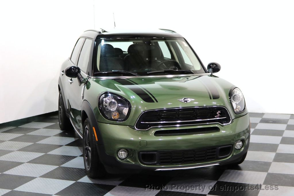 2015 MINI Cooper S Countryman CERTIFIED COUNTRYMAN S ALL4 AWD 6 SPEED - 17234272 - 25