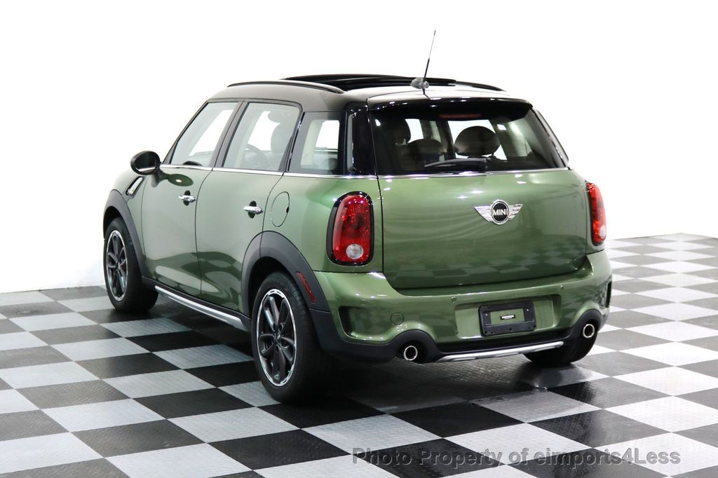 2015 MINI Cooper S Countryman CERTIFIED COUNTRYMAN S ALL4 AWD 6 SPEED - 17234272 - 26