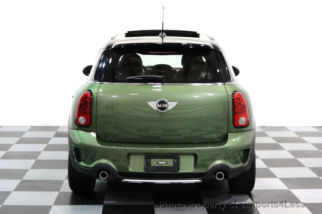 2015 MINI Cooper S Countryman CERTIFIED COUNTRYMAN S ALL4 AWD 6 SPEED - 17234272 - 27