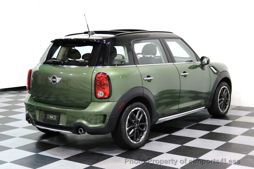 2015 MINI Cooper S Countryman CERTIFIED COUNTRYMAN S ALL4 AWD 6 SPEED - 17234272 - 28