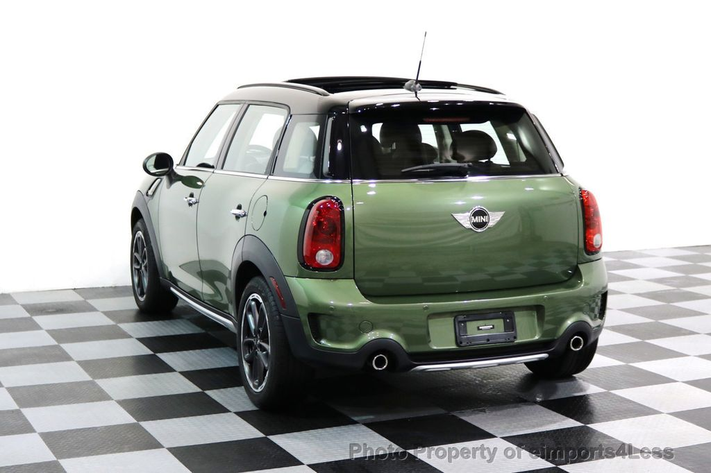 2015 MINI Cooper S Countryman CERTIFIED COUNTRYMAN S ALL4 AWD 6 SPEED - 17234272 - 2