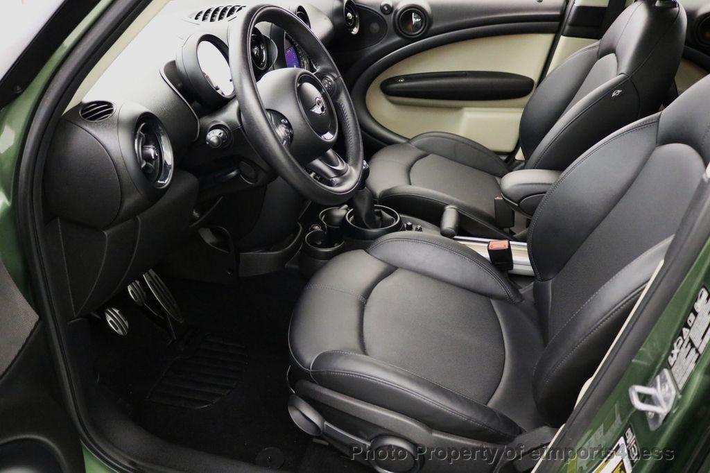 2015 MINI Cooper S Countryman CERTIFIED COUNTRYMAN S ALL4 AWD 6 SPEED - 17234272 - 31