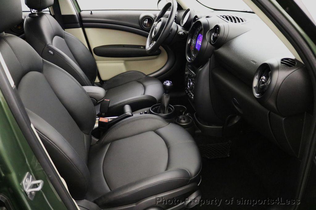 2015 MINI Cooper S Countryman CERTIFIED COUNTRYMAN S ALL4 AWD 6 SPEED - 17234272 - 32