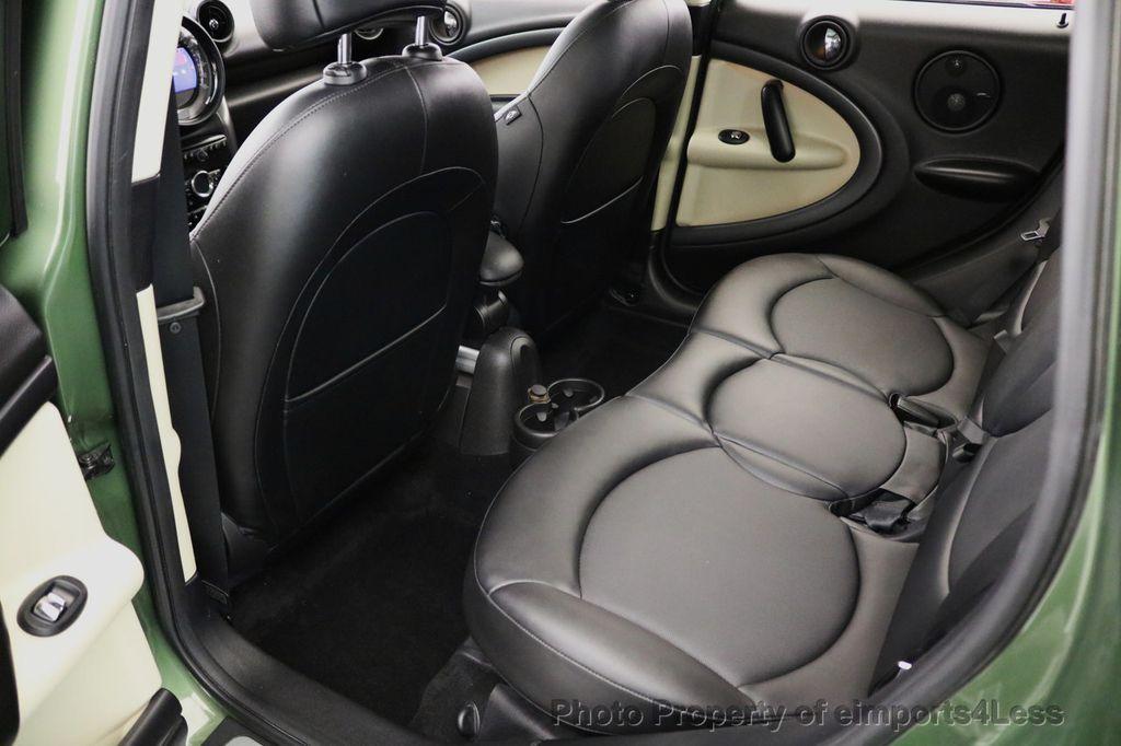 2015 MINI Cooper S Countryman CERTIFIED COUNTRYMAN S ALL4 AWD 6 SPEED - 17234272 - 33