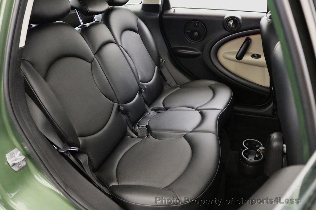 2015 MINI Cooper S Countryman CERTIFIED COUNTRYMAN S ALL4 AWD 6 SPEED - 17234272 - 34