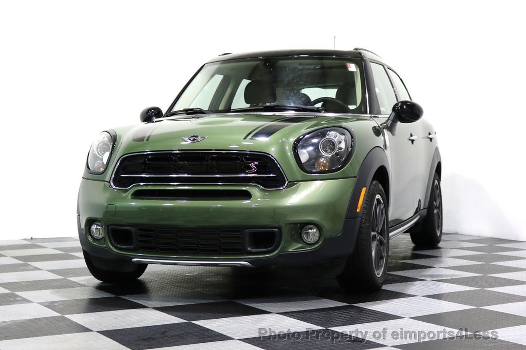 2015 MINI Cooper S Countryman CERTIFIED COUNTRYMAN S ALL4 AWD 6 SPEED - 17234272 - 38