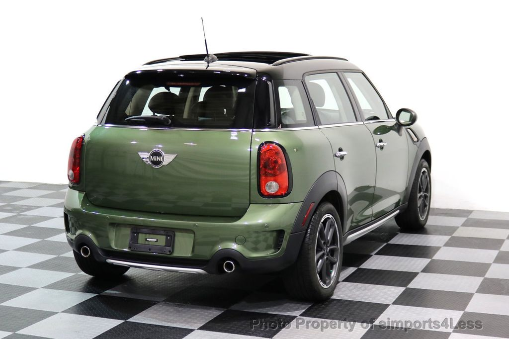 2015 MINI Cooper S Countryman CERTIFIED COUNTRYMAN S ALL4 AWD 6 SPEED - 17234272 - 3