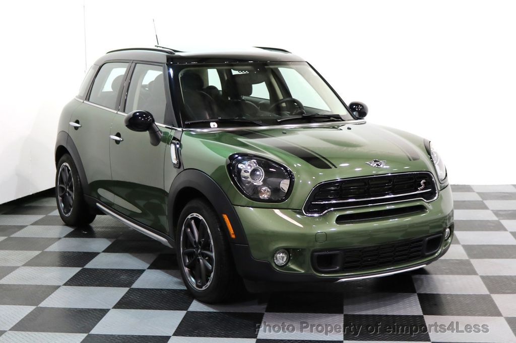 2015 MINI Cooper S Countryman CERTIFIED COUNTRYMAN S ALL4 AWD 6 SPEED - 17234272 - 39