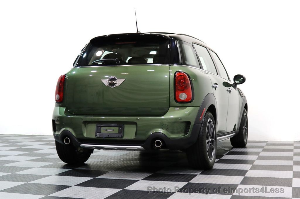 2015 MINI Cooper S Countryman CERTIFIED COUNTRYMAN S ALL4 AWD 6 SPEED - 17234272 - 41