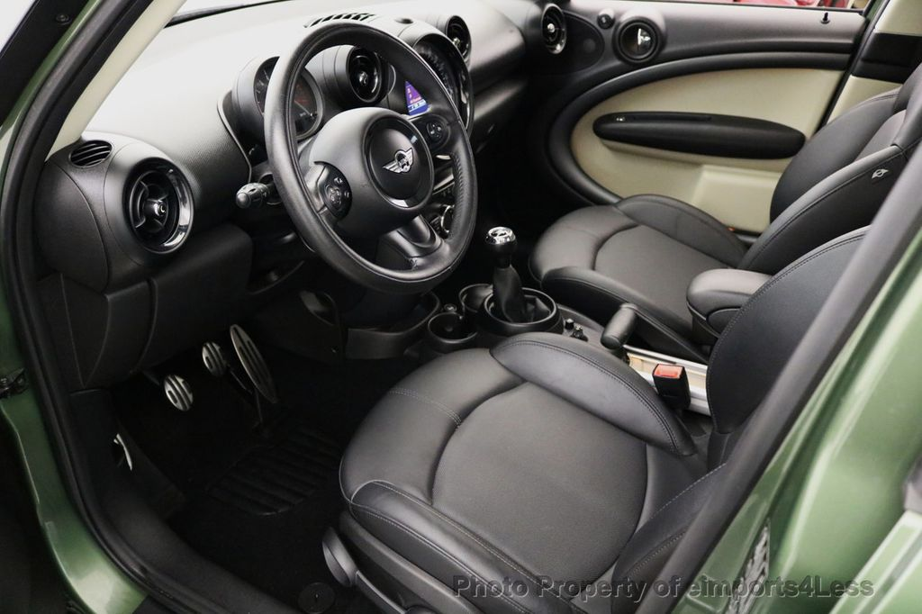 2015 MINI Cooper S Countryman CERTIFIED COUNTRYMAN S ALL4 AWD 6 SPEED - 17234272 - 42