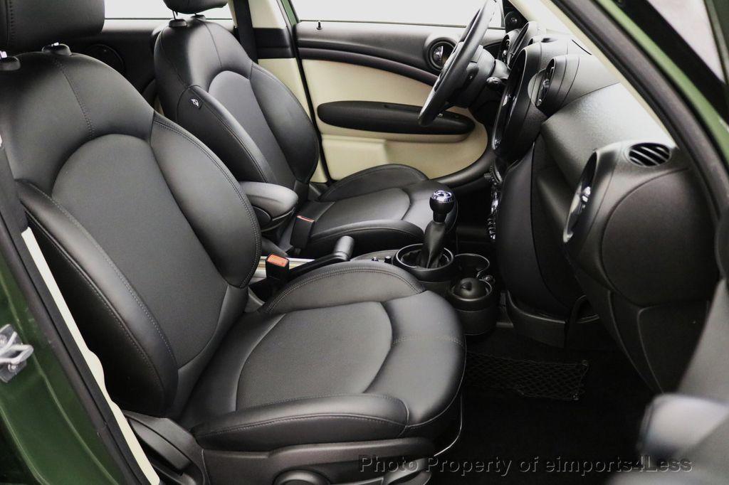 2015 MINI Cooper S Countryman CERTIFIED COUNTRYMAN S ALL4 AWD 6 SPEED - 17234272 - 44