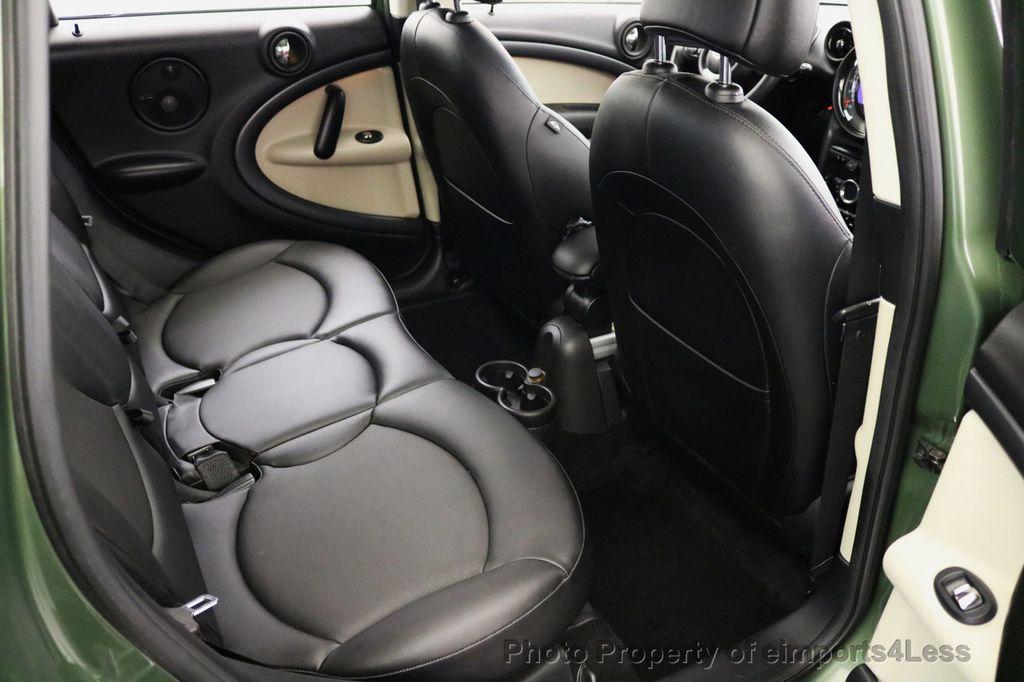 2015 MINI Cooper S Countryman CERTIFIED COUNTRYMAN S ALL4 AWD 6 SPEED - 17234272 - 48