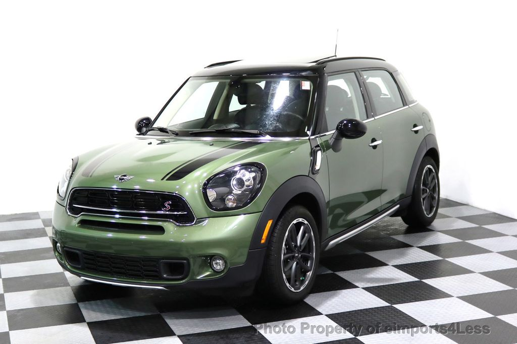 2015 MINI Cooper S Countryman CERTIFIED COUNTRYMAN S ALL4 AWD 6 SPEED - 17234272 - 49