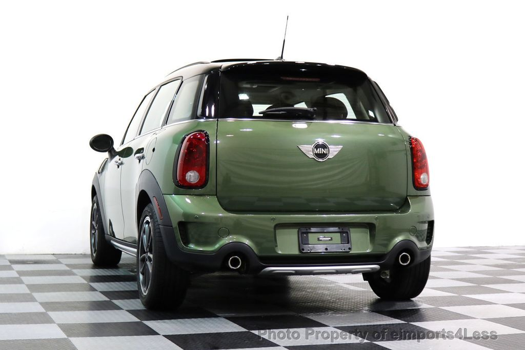 2015 MINI Cooper S Countryman CERTIFIED COUNTRYMAN S ALL4 AWD 6 SPEED - 17234272 - 50