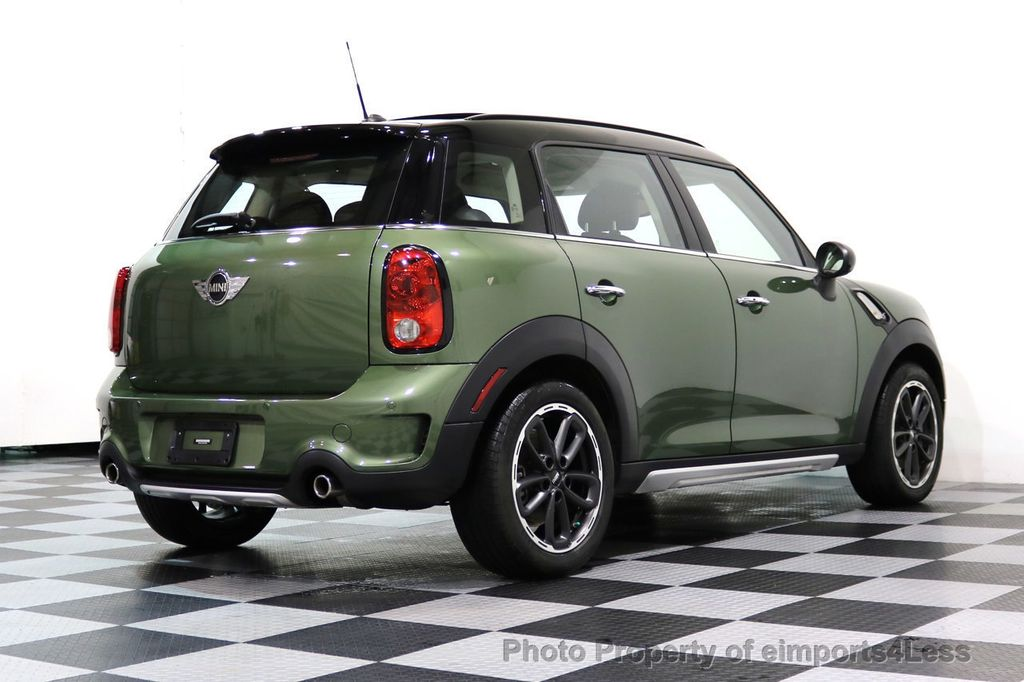 2015 MINI Cooper S Countryman CERTIFIED COUNTRYMAN S ALL4 AWD 6 SPEED - 17234272 - 51