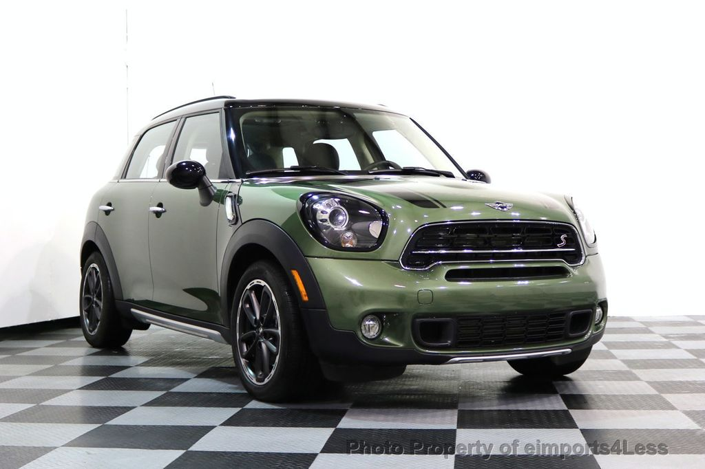 2015 MINI Cooper S Countryman CERTIFIED COUNTRYMAN S ALL4 AWD 6 SPEED - 17234272 - 52