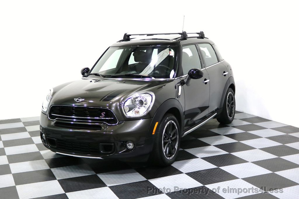 2015 MINI Cooper S Countryman CERTIFIED COUNTRYMAN S ALL4 AWD 6 SPEED - 17270742 - 0