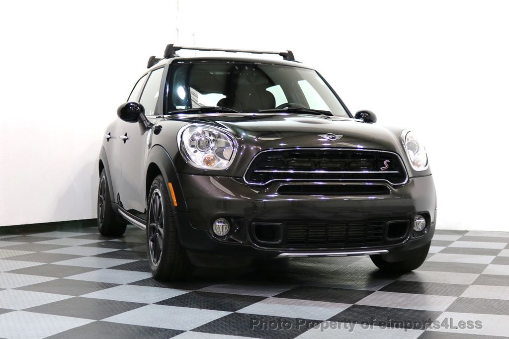 2015 MINI Cooper S Countryman CERTIFIED COUNTRYMAN S ALL4 AWD 6 SPEED - 17270742 - 12