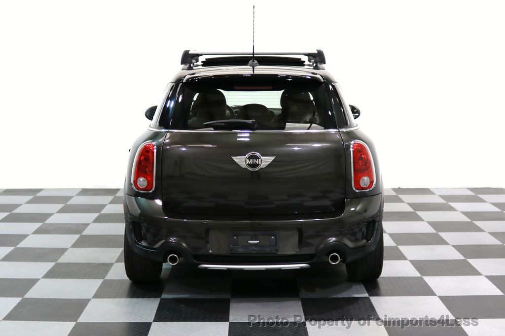 2015 MINI Cooper S Countryman CERTIFIED COUNTRYMAN S ALL4 AWD 6 SPEED - 17270742 - 14