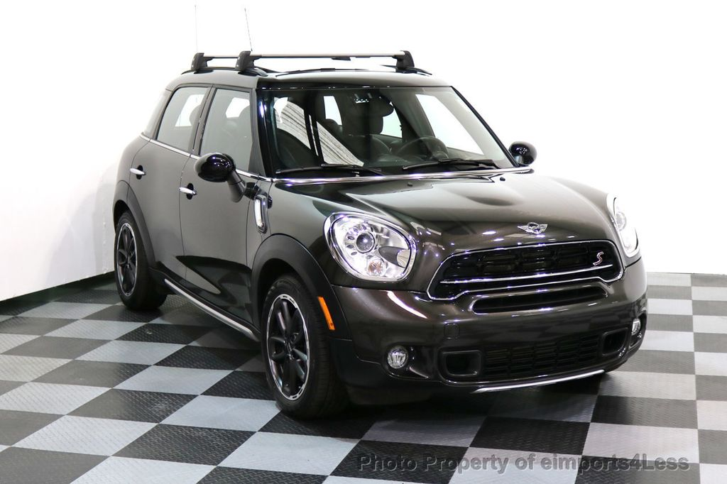 2015 MINI Cooper S Countryman CERTIFIED COUNTRYMAN S ALL4 AWD 6 SPEED - 17270742 - 1