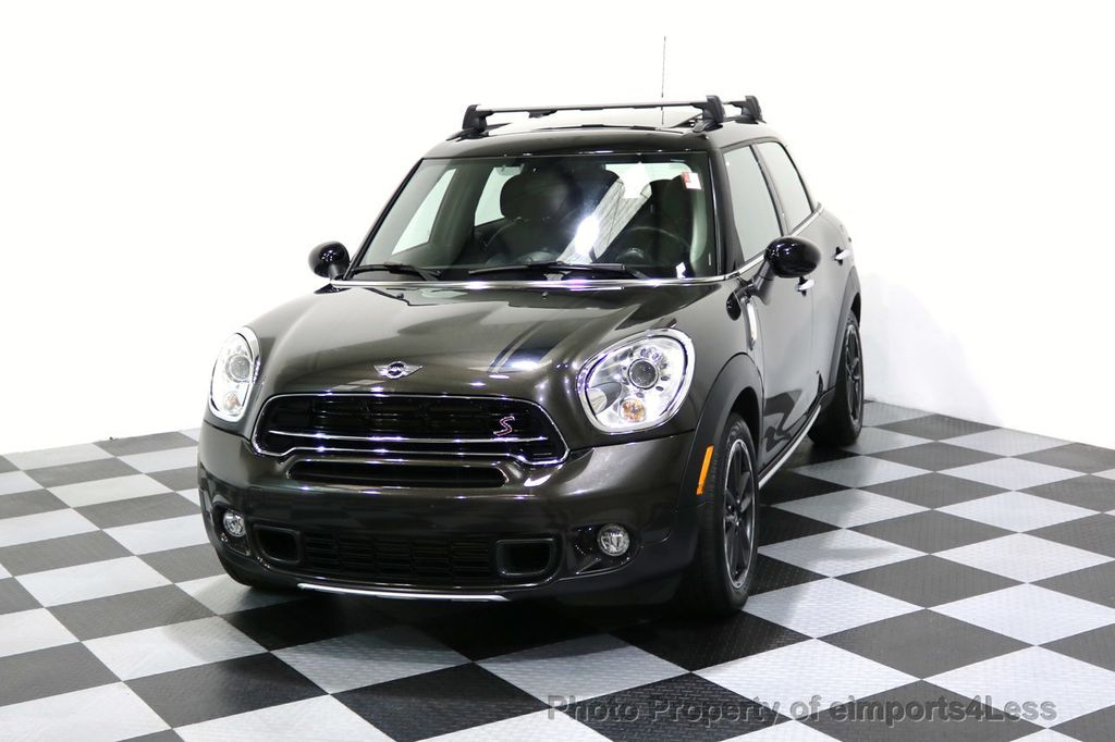 2015 MINI Cooper S Countryman CERTIFIED COUNTRYMAN S ALL4 AWD 6 SPEED - 17270742 - 24