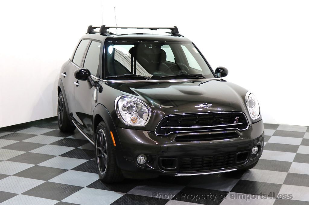 2015 MINI Cooper S Countryman CERTIFIED COUNTRYMAN S ALL4 AWD 6 SPEED - 17270742 - 25