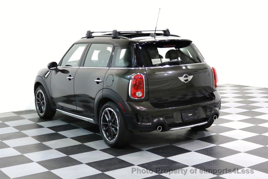 2015 MINI Cooper S Countryman CERTIFIED COUNTRYMAN S ALL4 AWD 6 SPEED - 17270742 - 26