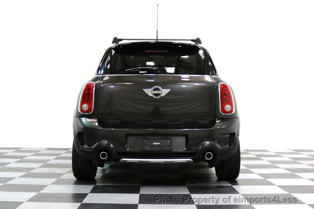 2015 MINI Cooper S Countryman CERTIFIED COUNTRYMAN S ALL4 AWD 6 SPEED - 17270742 - 27