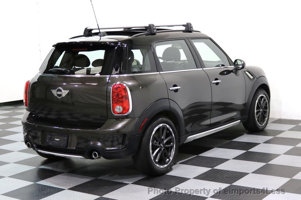 2015 MINI Cooper S Countryman CERTIFIED COUNTRYMAN S ALL4 AWD 6 SPEED - 17270742 - 28
