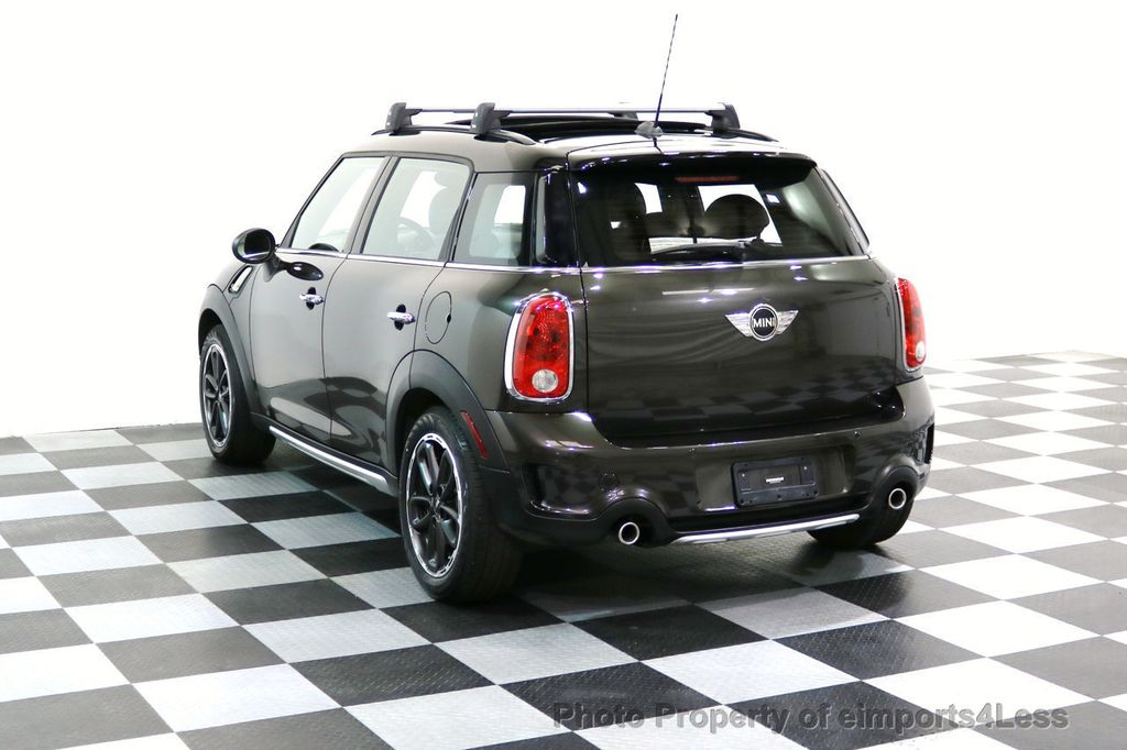2015 MINI Cooper S Countryman CERTIFIED COUNTRYMAN S ALL4 AWD 6 SPEED - 17270742 - 2