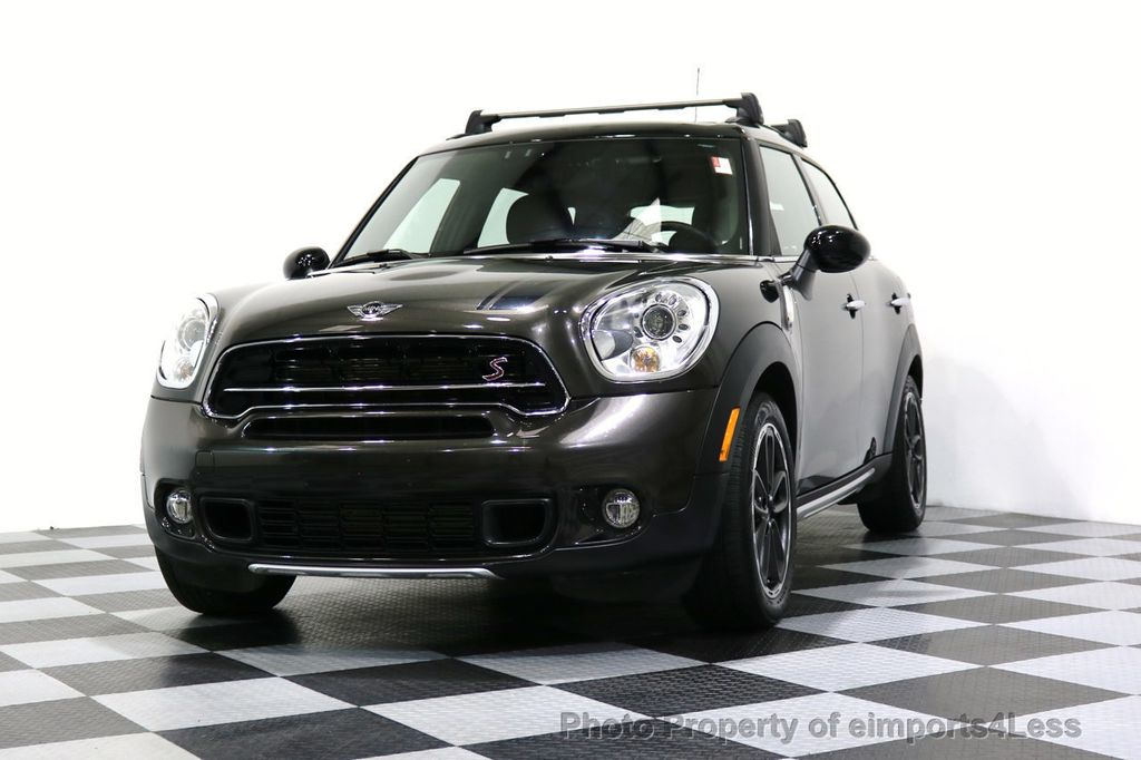 2015 MINI Cooper S Countryman CERTIFIED COUNTRYMAN S ALL4 AWD 6 SPEED - 17270742 - 37