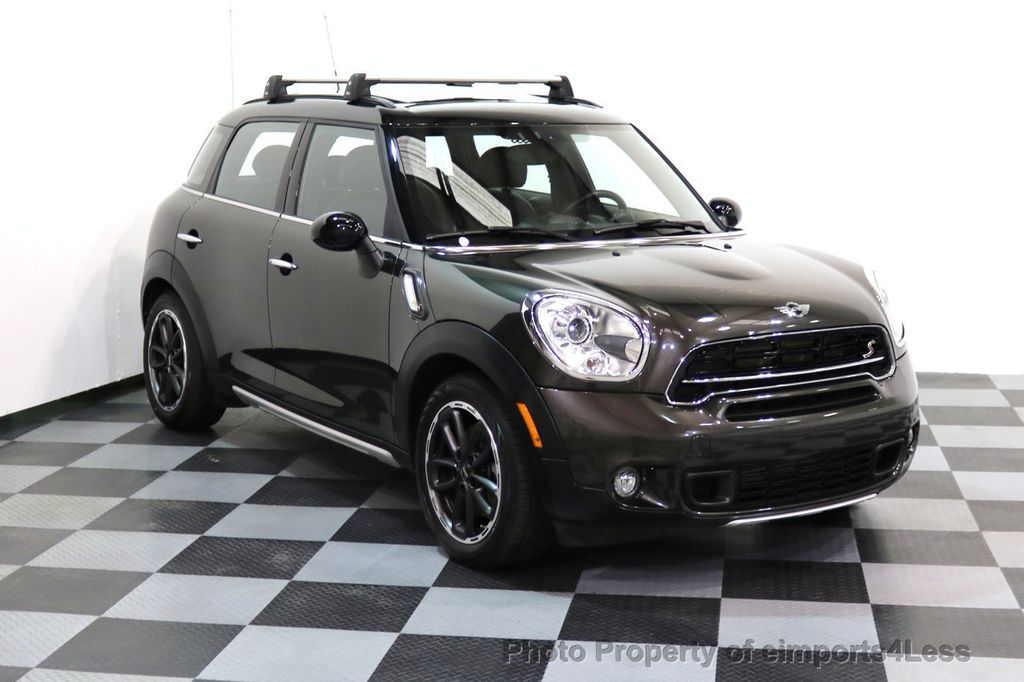 2015 MINI Cooper S Countryman CERTIFIED COUNTRYMAN S ALL4 AWD 6 SPEED - 17270742 - 38