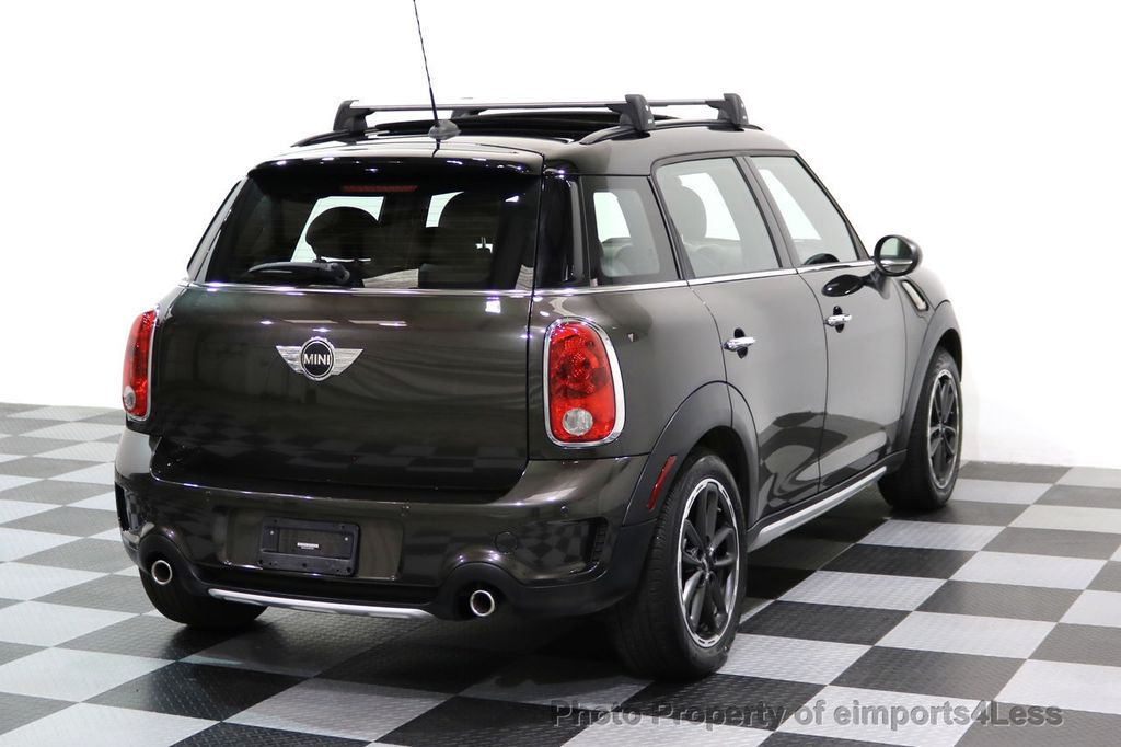 2015 MINI Cooper S Countryman CERTIFIED COUNTRYMAN S ALL4 AWD 6 SPEED - 17270742 - 3