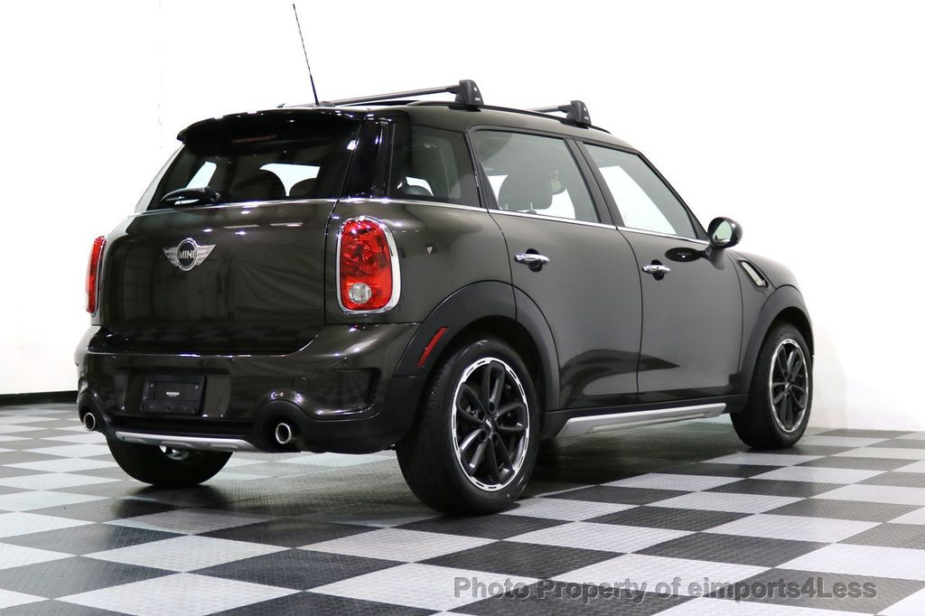 2015 MINI Cooper S Countryman CERTIFIED COUNTRYMAN S ALL4 AWD 6 SPEED - 17270742 - 40