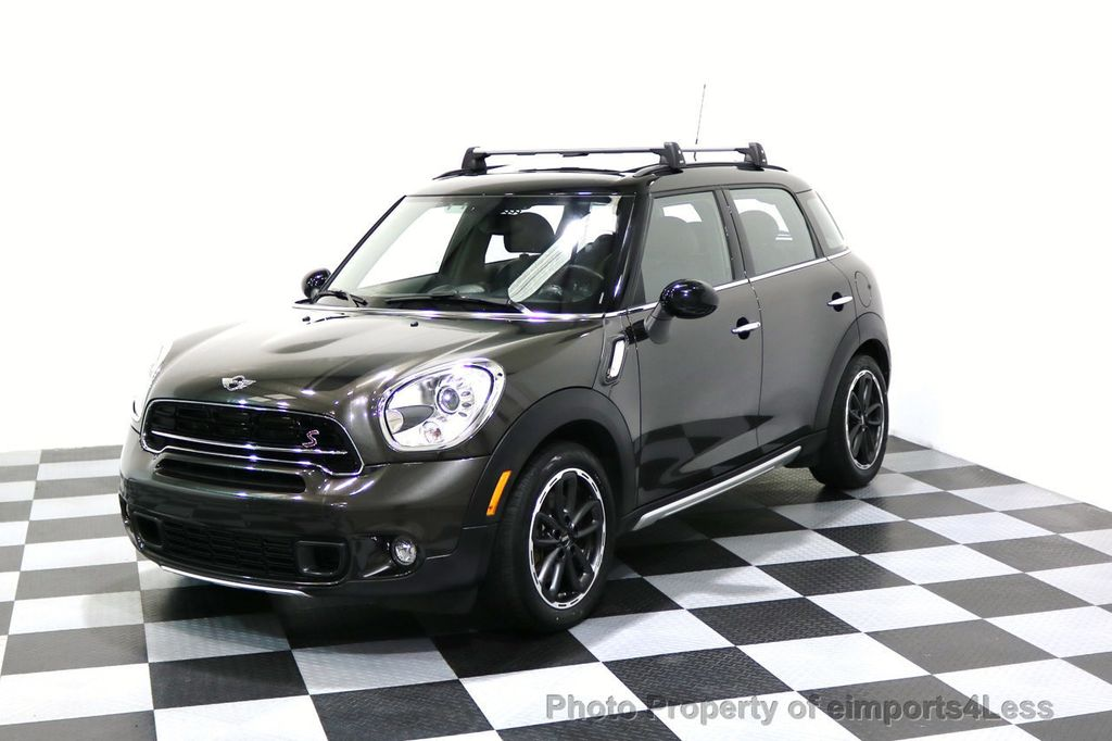 2015 MINI Cooper S Countryman CERTIFIED COUNTRYMAN S ALL4 AWD 6 SPEED - 17270742 - 41
