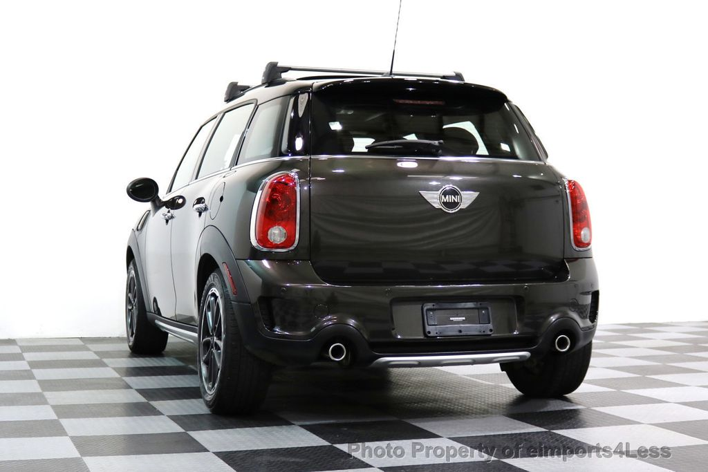 2015 MINI Cooper S Countryman CERTIFIED COUNTRYMAN S ALL4 AWD 6 SPEED - 17270742 - 42