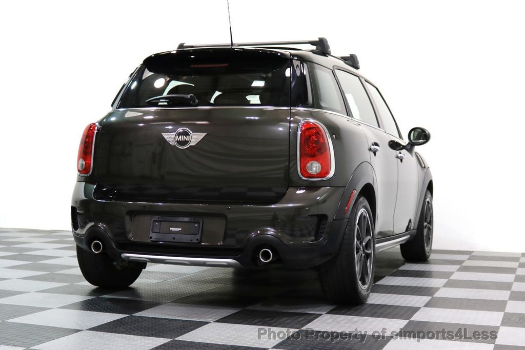 2015 MINI Cooper S Countryman CERTIFIED COUNTRYMAN S ALL4 AWD 6 SPEED - 17270742 - 43