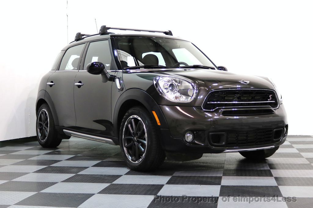 2015 MINI Cooper S Countryman CERTIFIED COUNTRYMAN S ALL4 AWD 6 SPEED - 17270742 - 44