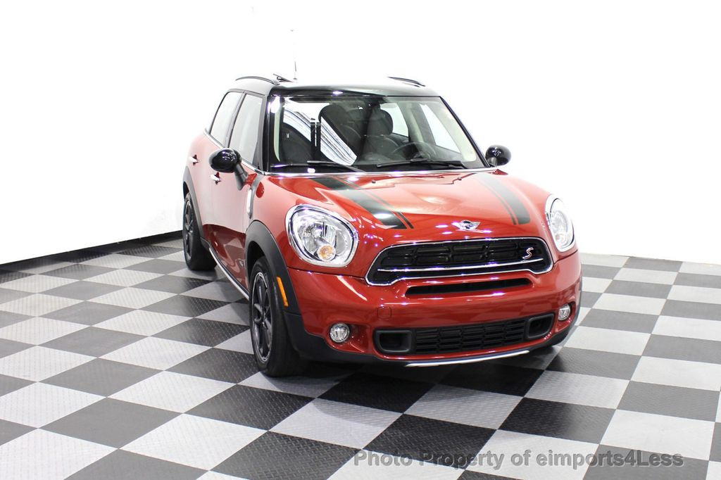 2015 MINI Cooper S Countryman CERTIFIED COUNTRYMAN S ALL4 AWD 6 SPEED  - 17981811 - 9