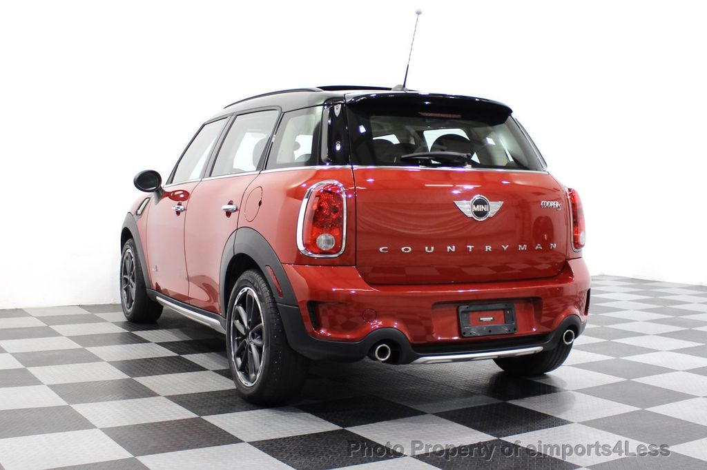 2015 MINI Cooper S Countryman CERTIFIED COUNTRYMAN S ALL4 AWD 6 SPEED  - 17981811 - 10