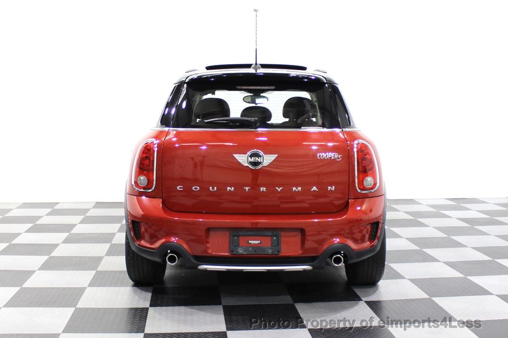 2015 MINI Cooper S Countryman CERTIFIED COUNTRYMAN S ALL4 AWD 6 SPEED  - 17981811 - 11