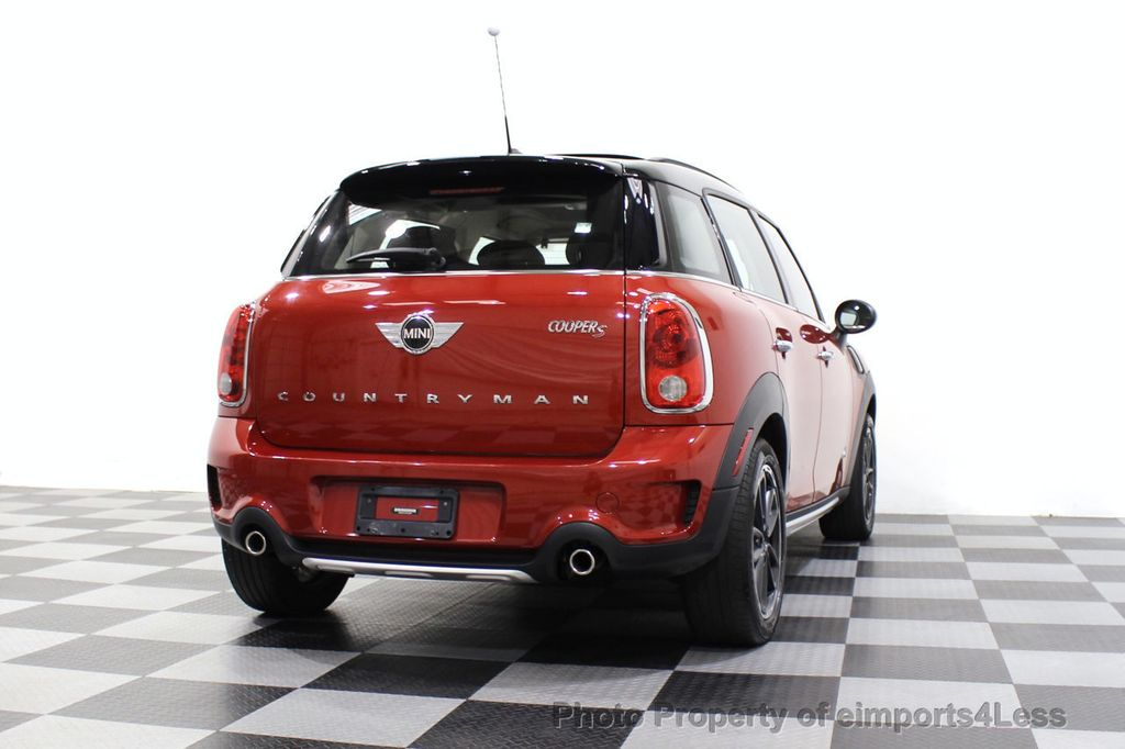 2015 MINI Cooper S Countryman CERTIFIED COUNTRYMAN S ALL4 AWD 6 SPEED  - 17981811 - 12