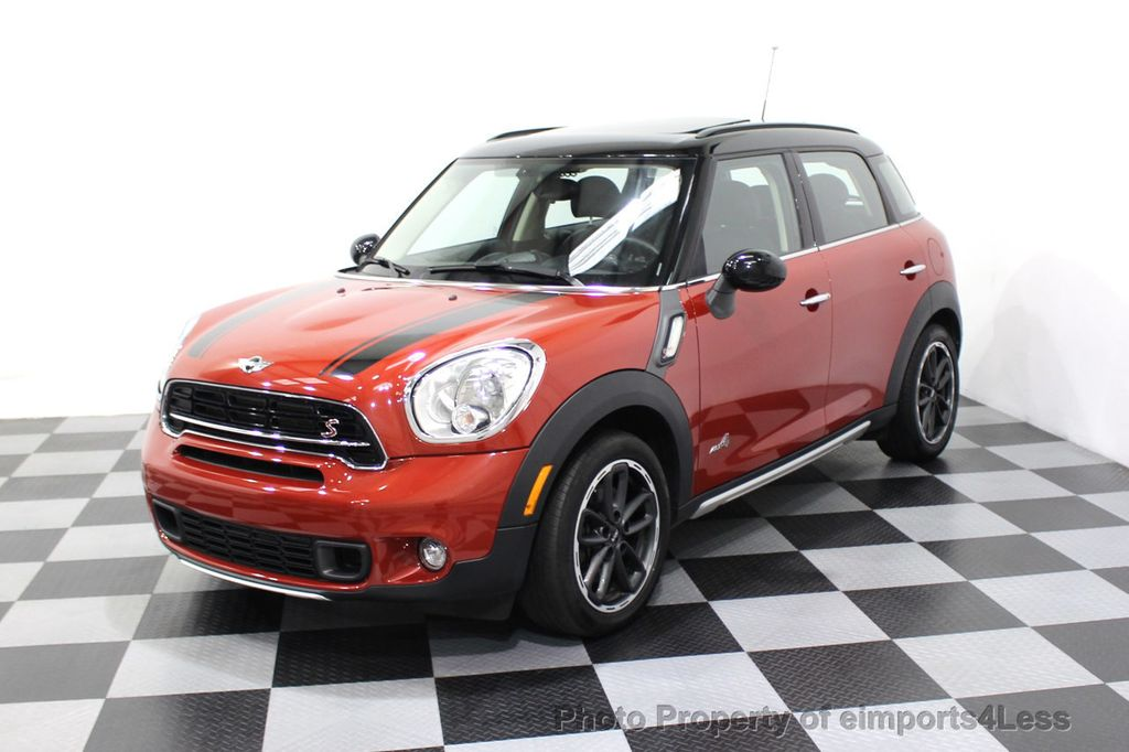 2015 MINI Cooper S Countryman CERTIFIED COUNTRYMAN S ALL4 AWD 6 SPEED  - 17981811 - 19