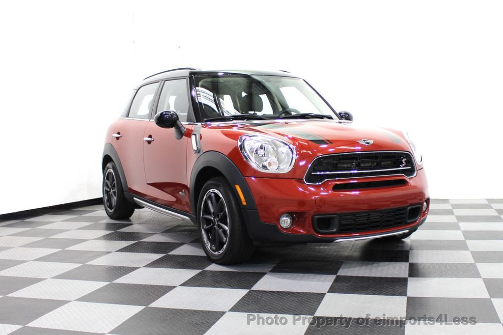 2015 MINI Cooper S Countryman CERTIFIED COUNTRYMAN S ALL4 AWD 6 SPEED  - 17981811 - 20