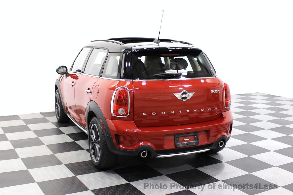 2015 MINI Cooper S Countryman CERTIFIED COUNTRYMAN S ALL4 AWD 6 SPEED  - 17981811 - 21