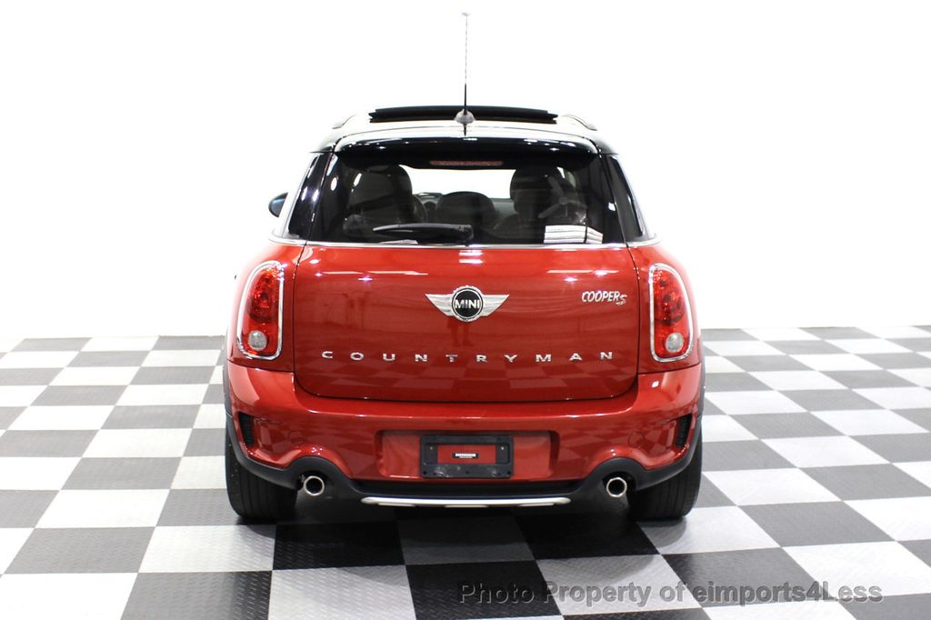 2015 MINI Cooper S Countryman CERTIFIED COUNTRYMAN S ALL4 AWD 6 SPEED  - 17981811 - 22