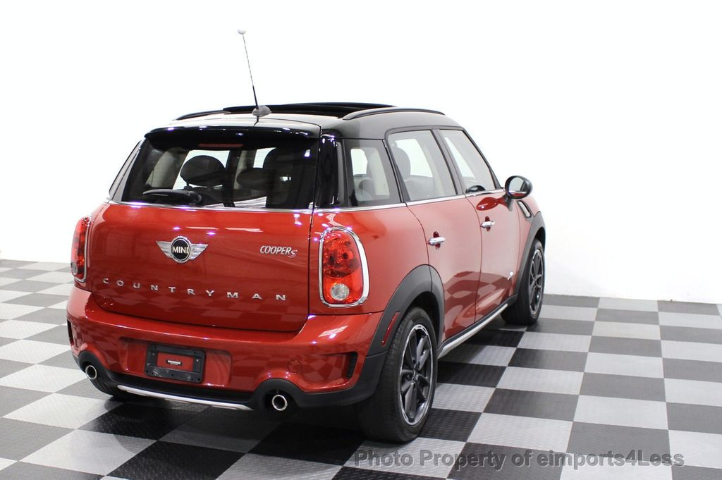 2015 MINI Cooper S Countryman CERTIFIED COUNTRYMAN S ALL4 AWD 6 SPEED  - 17981811 - 23