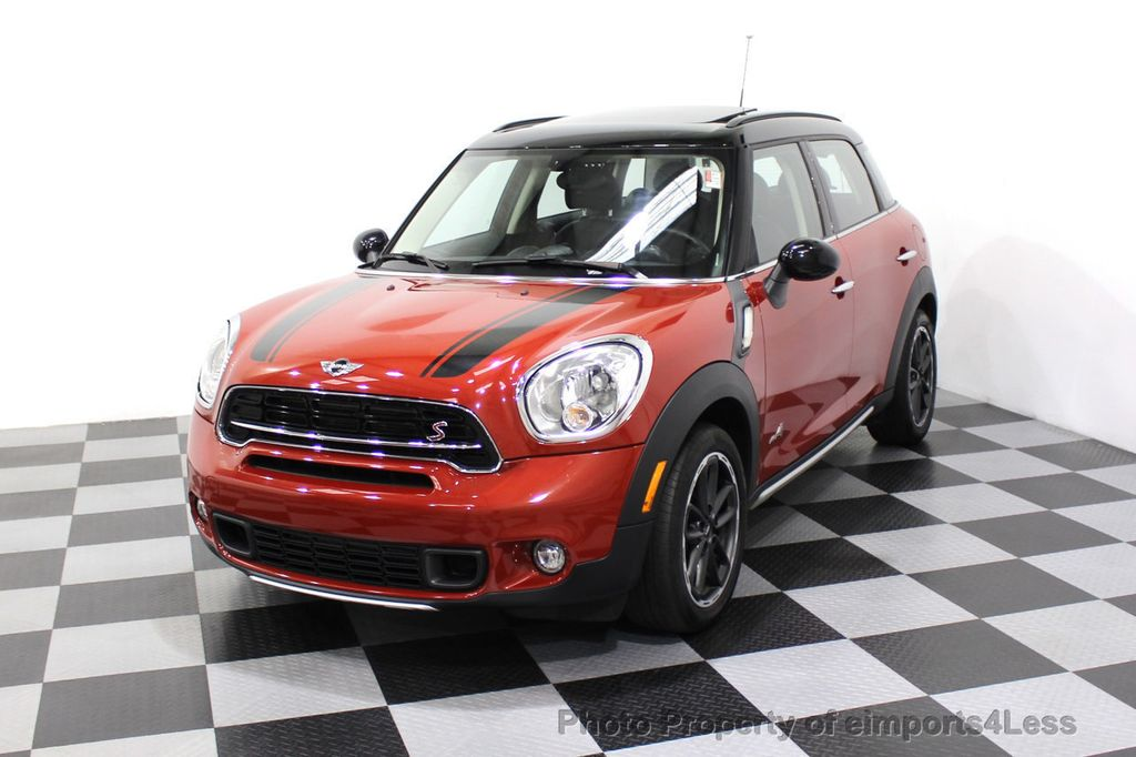 2015 MINI Cooper S Countryman CERTIFIED COUNTRYMAN S ALL4 AWD 6 SPEED  - 17981811 - 32