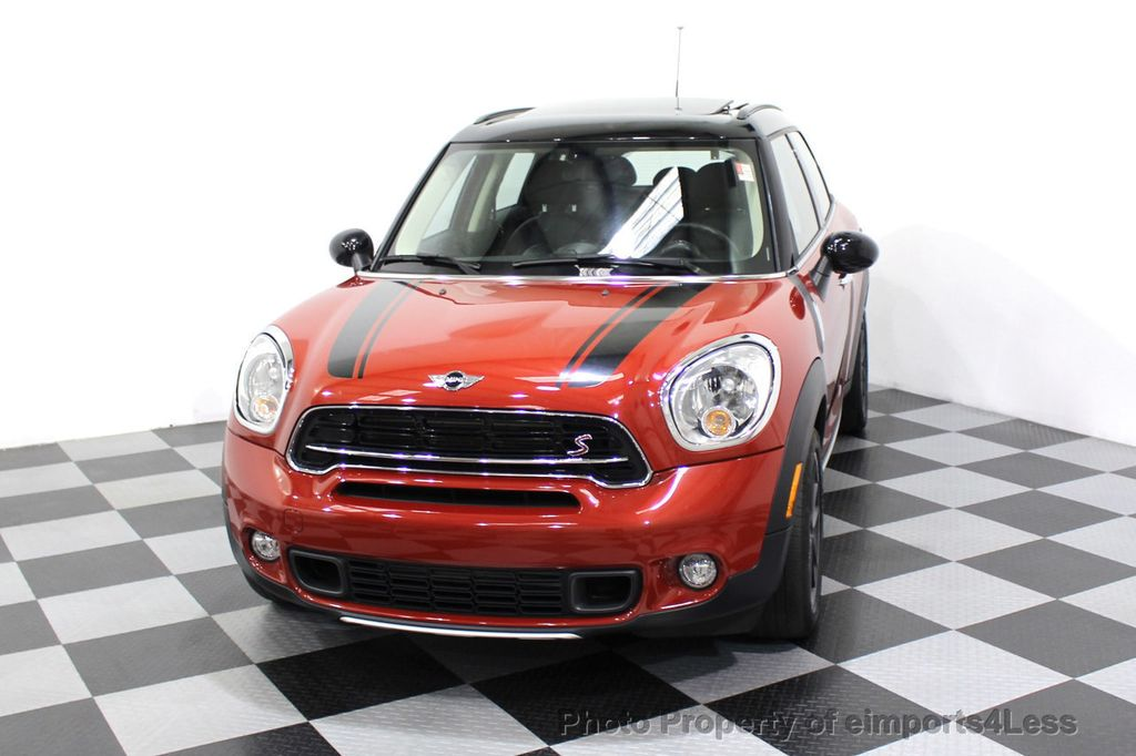 2015 MINI Cooper S Countryman CERTIFIED COUNTRYMAN S ALL4 AWD 6 SPEED  - 17981811 - 33