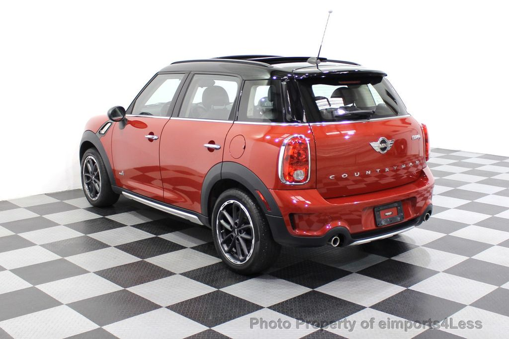 2015 MINI Cooper S Countryman CERTIFIED COUNTRYMAN S ALL4 AWD 6 SPEED  - 17981811 - 34